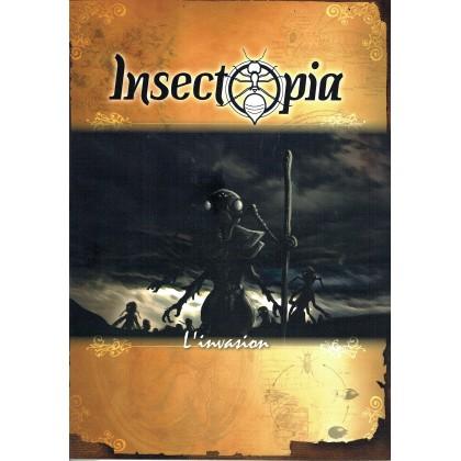Insectopia - L'Invasion (jdr livret de découverte en VF) 001