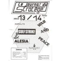 Le Journal du Stratège N° 13-14 (revue de jeux d'histoire & de wargames) 001