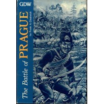 The Battle of Prague 1757 - Series 120 Games (wargame GDW en VO) 001