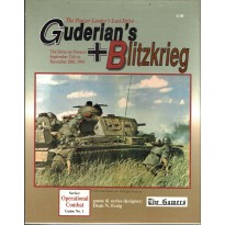 Guderian's Blitzkrieg - The Panzer Leader's Last Drive 1941 (wargame The Gamers en VO) 001