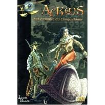 Arkeos 01 - L'Ombre du Conquistador (campagne Pulp EWSystem en VF) 003