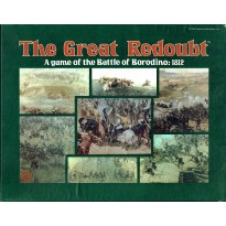 The Great Redoubt - The Battle of Borodino 1812 (wargame Yaquinto en VO) 002