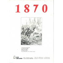 1870 - 2ème édition (wargame Jeux Descartes en VF) 001