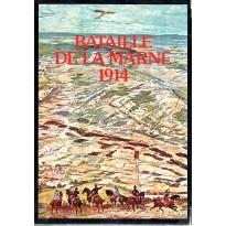 Bataille de la Marne 1914 (wargame Jeux Descartes en VF) 002