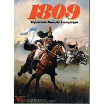 1809 - Napoleon's Danube Campaign (wargame Victory Games en VO) 001