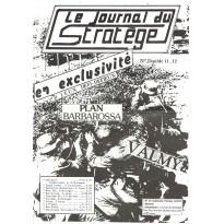 Le Journal du Stratège N° 11-12 (revue de jeux d'histoire & de wargames) 001