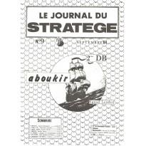 Le Journal du Stratège N° 9 (revue de jeux d'histoire & de wargames) 001