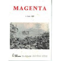Magenta - 4 juin 1859 (wargame Jeux Descartes en VF) 001