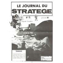 Le Journal du Stratège N° 8 (revue de jeux d'histoire & de wargames) 001