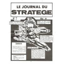 Le Journal du Stratège N° 7 (revue de jeux d'histoire & de wargames) 001