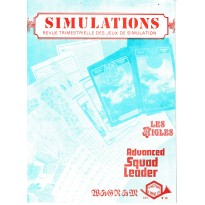 Simulations N° 13 - Revue trimestrielle des jeux de simulation (revue Cornejo wargames en VF) 001