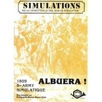 Simulations N° 12 - Revue trimestrielle des jeux de simulation (revue Cornejo wargames en VF) 001