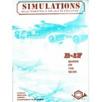 Simulations N° 11 - Revue trimestrielle des jeux de simulation (revue Cornejo wargames en VF) 001