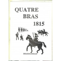 Quatre Bras 1815 (wargame Simulations Cornejo en VF)