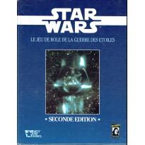 Star Wars D6 - Le jeu de rôle de la Guerre des Etoiles (jdr Seconde édition en VF)