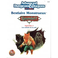 Ravenloft - Bestiaire Monstrueux - Appendice 3 (jdr AD&D 2ème édition en VF) 002