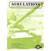 Simulations N° 10 - Revue trimestrielle des jeux de simulation (revue Cornejo wargames en VF) 001