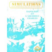 Simulations N° 9 - Revue trimestrielle des jeux de simulation (revue Cornejo wargames en VF) 001