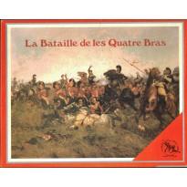 La Bataille de Les Quatre Bras 1815 - Volume No. VI (wargame Clash of Arms en VO)