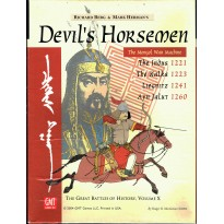Devil's Horsemen - The Mongol War Machine (wargame GMT en VO)