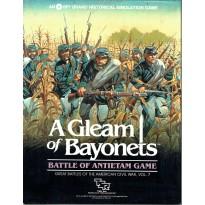 A Gleam of Bayonets - Battle of Antietam (wargame SPI-TSR en VO) 001