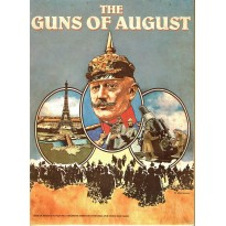 The Guns of August (wargame Avalon Hill en VO) 001