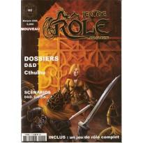 Jeu de Rôle Magazine N° 1 (001)