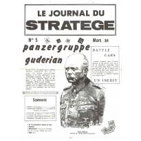 Le Journal du Stratège N° 5 (revue de jeux d'histoire & de wargames) 001