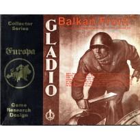 Série Europa - Balkan Front 1940-1941 (wargame GRD en VO)
