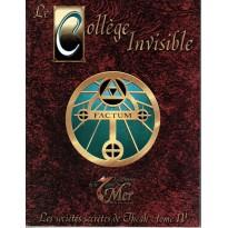 Le Collège Invisible (jdr Les Secrets de la 7ème Mer en VF) 001