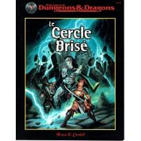 Le Cercle brisé (jdr AD&D 2ème édition révisée en VF) 003