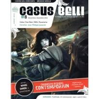 Casus Belli N° 8 (magazine de jeux de rôle - Editions BBE) 001