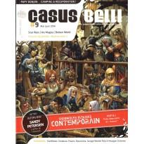 Casus Belli N° 9 (magazine de jeux de rôle - Editions BBE) 001