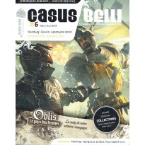 Casus Belli N° 6 (magazine de jeux de rôle - Editions BBE) 002