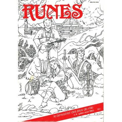 Runes N° 4 (magazine de jeux de rôles) 003