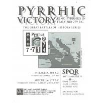 Pyrrhic Victory - SPQR Battle Module IV (wargame de GMT en VO) 001