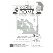 Consul for Rome - SPQR Battle Module III (wargame de GMT en VO) 001
