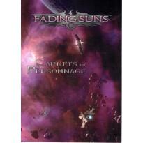 Fading Suns - Carnets du Personnage (jeu de rôle 3ème édition en VF) 001