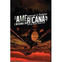 Americana - L'intégrale du Syndrome de Babylone (jdr en VF éditions John Doe) 001