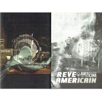 Le Rêve Américain - Ecran & livret (jdr Americana en VF éditions John Doe) 001