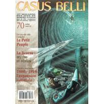 Casus Belli N° 70 (magazine de jeux de rôle) 005