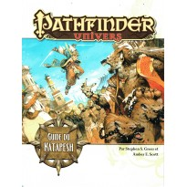 Guide du Katapesh (jdr Pathfinder Univers en VF)