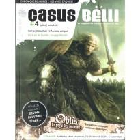 Casus Belli N° 4 (magazine de jeux de rôle - Editions BBE) 001