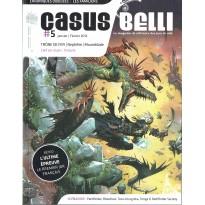 Casus Belli N° 5 (magazine de jeux de rôle - Editions BBE) 001