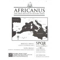 Africanus  - SPQR Battle Module V (wargame de GMT en VO) 001