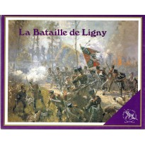 La Bataille de Ligny - Volume No. V (wargame Clash of Arms en VO) 001