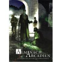 Almanach Arcadien - Tome 1 (jdr Aventures dans le Monde Intérieur en VF) 002