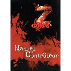 Manuel du Contrôleur (jdr Z-Corps en VF)