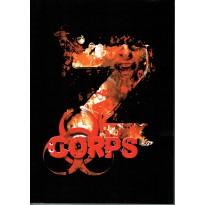 Z-CORPS - Livre de Base (jdr Edition révisée couverture souple en VF)