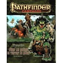 Kingmaker 32- Quand les rivières se teintent de rouge (jdr Pathfinder en VF) 002